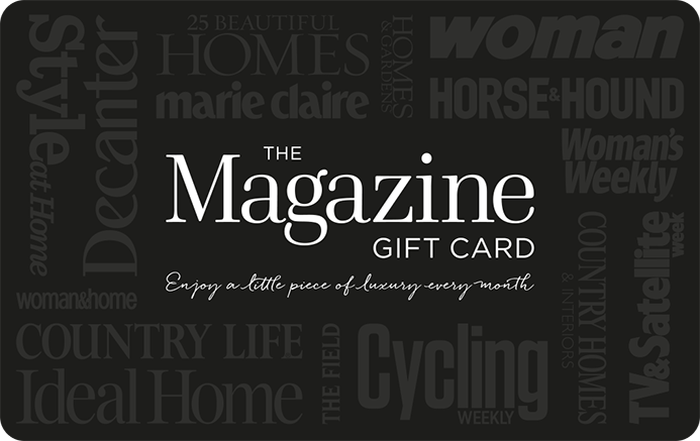 The Magazine Gift Card £35 eGift