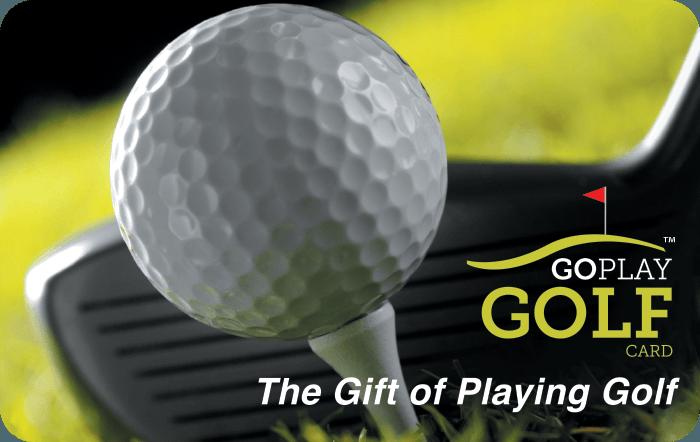 Go Play Golf eGift Card