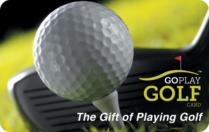 Go Play Golf eGift