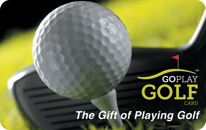 Go Play Golf eGift