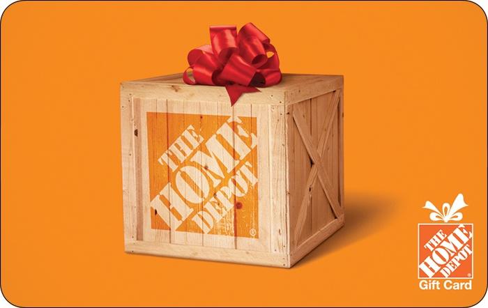 Home Depot® Crate Bow eGift
