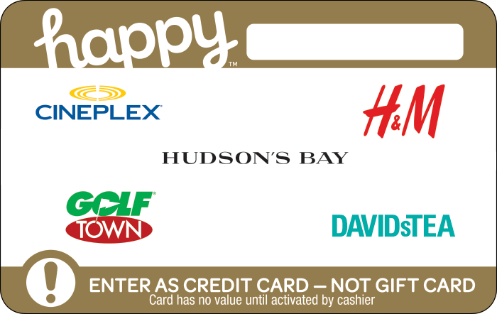 Happy Customizable Card