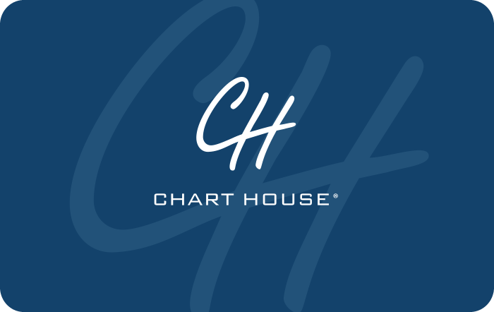 Chart House Restaurant Gift Card