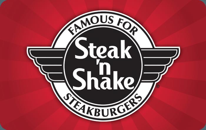 Steak 'n Shake Gift Card