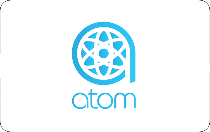 Promotion of Atom $50 Gift Card