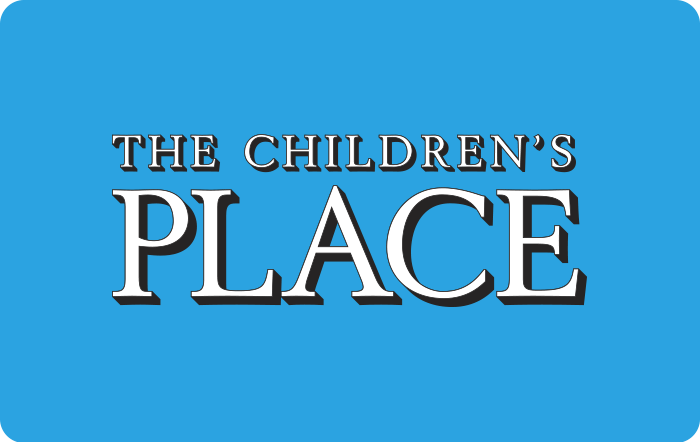 Promotion of The Children's Place eGift