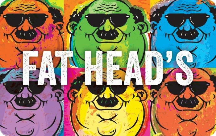 Fat Head's $25 eGift