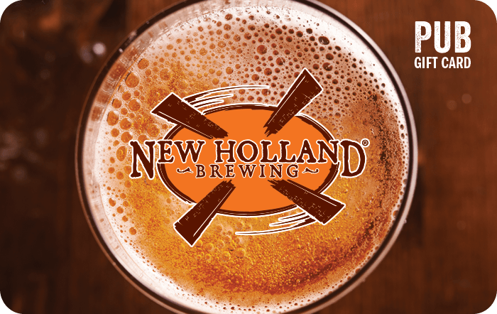 New Holland Brewing Gift Card