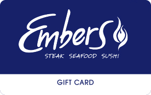 Embers Restaurant eGift