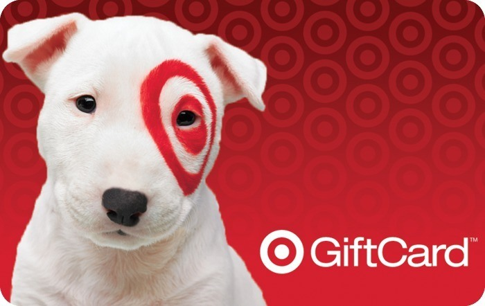 photograph regarding Printable Target Gift Card referred to as Focus eGift Card