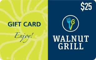 Walnut Grill eGift Card
