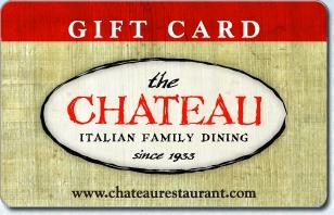 The Chateau eGift