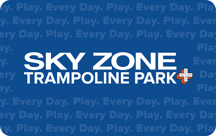 Sky Zone eGift Card