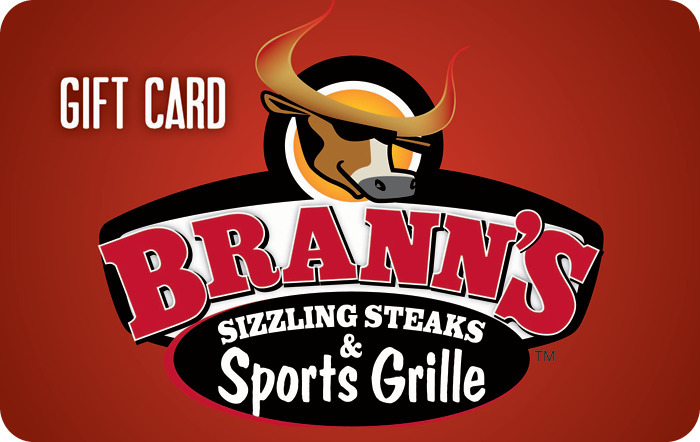 Brann's Gift Card $25