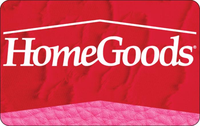 HomeGoods eGift Card