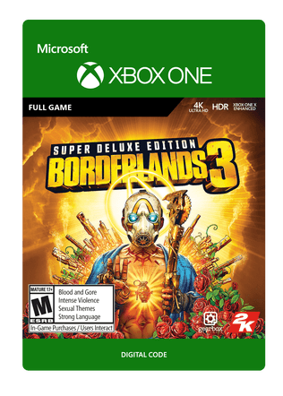 BORDERLANDS3 SUPER DELUXE EDITION