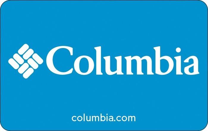 Columbia Sportswear eGift