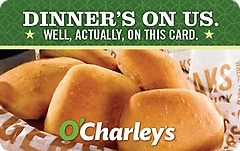 Ocharleys eGift Cards