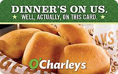 Ocharleys eGift Cards
