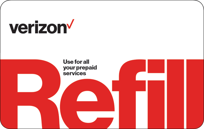 Verizon Prepaid Phone Card