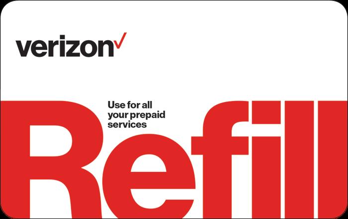 Verizon Prepaid Phone Card