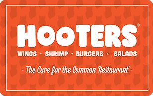 Hooters eGift Card