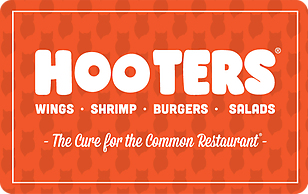 Hooters eGift Cards