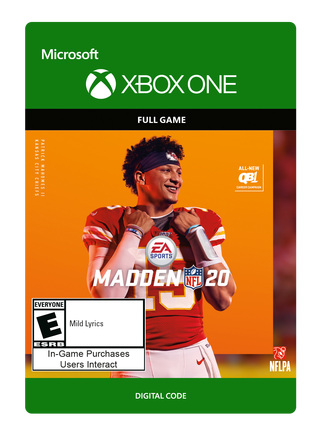 Madden NFL 20 Standard Edition Digital Download