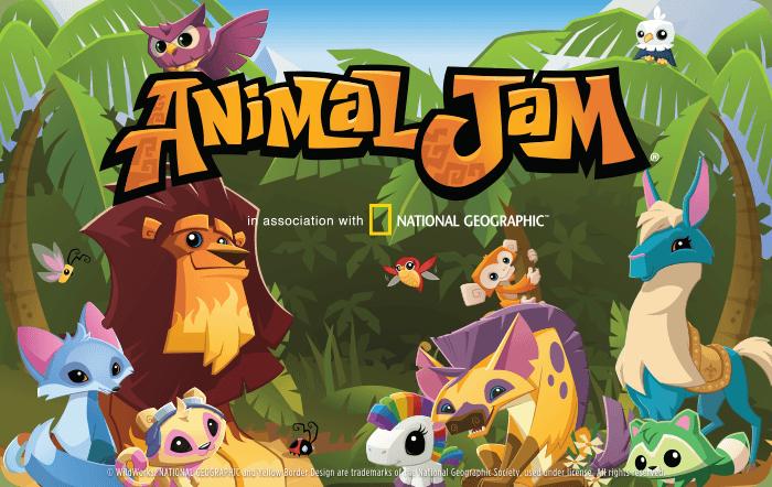 Animal Jam eGift