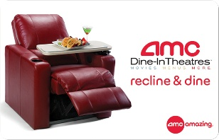 AMC Popcorn eGift