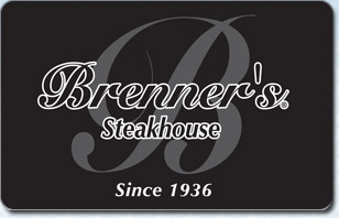 Brenners Steak House eGift Card