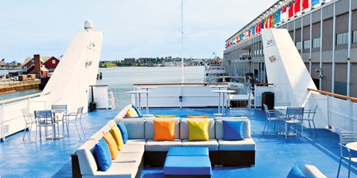 Spirit of Boston Lunch & Brunch Cruises