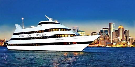 BOS / SPRG / WOR / PROV - NETWORK - DO NOT COPY - Travelzoo: $10 -- Spirit of Boston: 'Boathouse Friday' Cruises, 50% Off