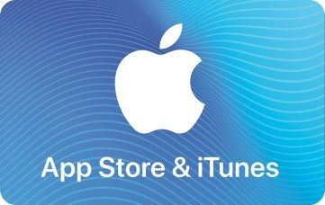 App Store & iTunes eGift Card