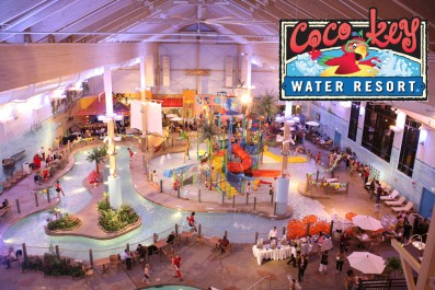15 For Single Admisson P To Coco Key Indoor Water Resort In Fitchburg 30