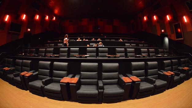 Living Room Theatre Cinetopia