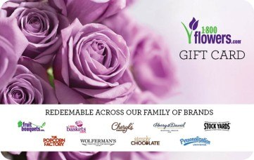 ... 1800 Flowers eGift Cards ...