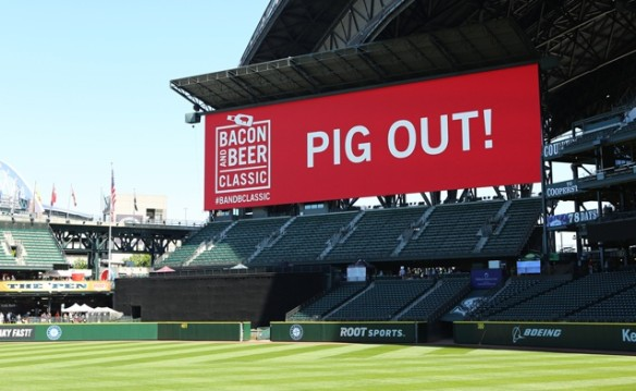 SEATTLE - 2018 Bacon and Beer Classic