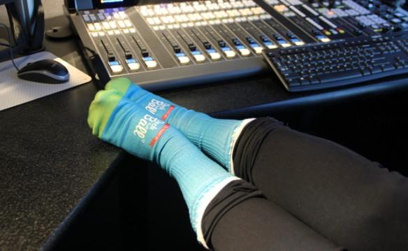 SEATTLE - KNDD Endporium - DTHB Socks