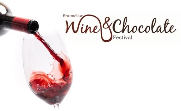 SEATTLE - 2018 Enumclaw Wine & Chocolate Festival