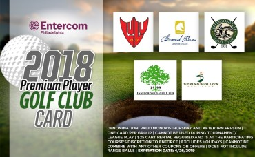 2018 Premium Player Card