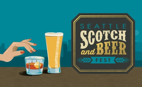 Discounted Beer & Spirits Admission to the 2018 Seattle Scotch & Beer Fest
