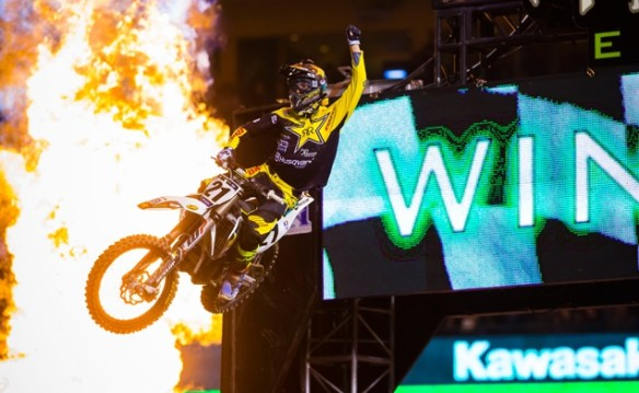 Exclusive Experiences for Monster Energy Supercross at CenturyLink Field on Saturday, April 7th