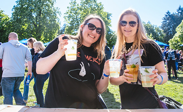 SEATTLE - 2018 Taco Truck Challenge