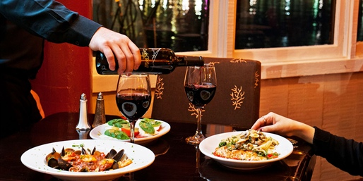 Get My Perks 25 Alameda Waterfront Dining For 2 At