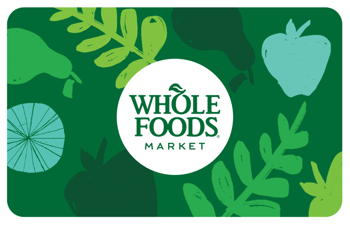 Whole Foods eGift Card