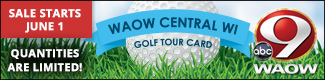 Central Wisconsin Golf Tour Card