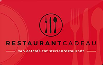 RestaurantCadeau derde design
