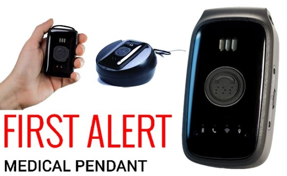 35% Off First Alert Medical Pendant with Fall Detection