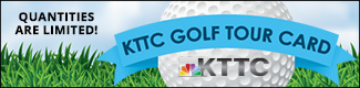 KTTC Golf Tour Card